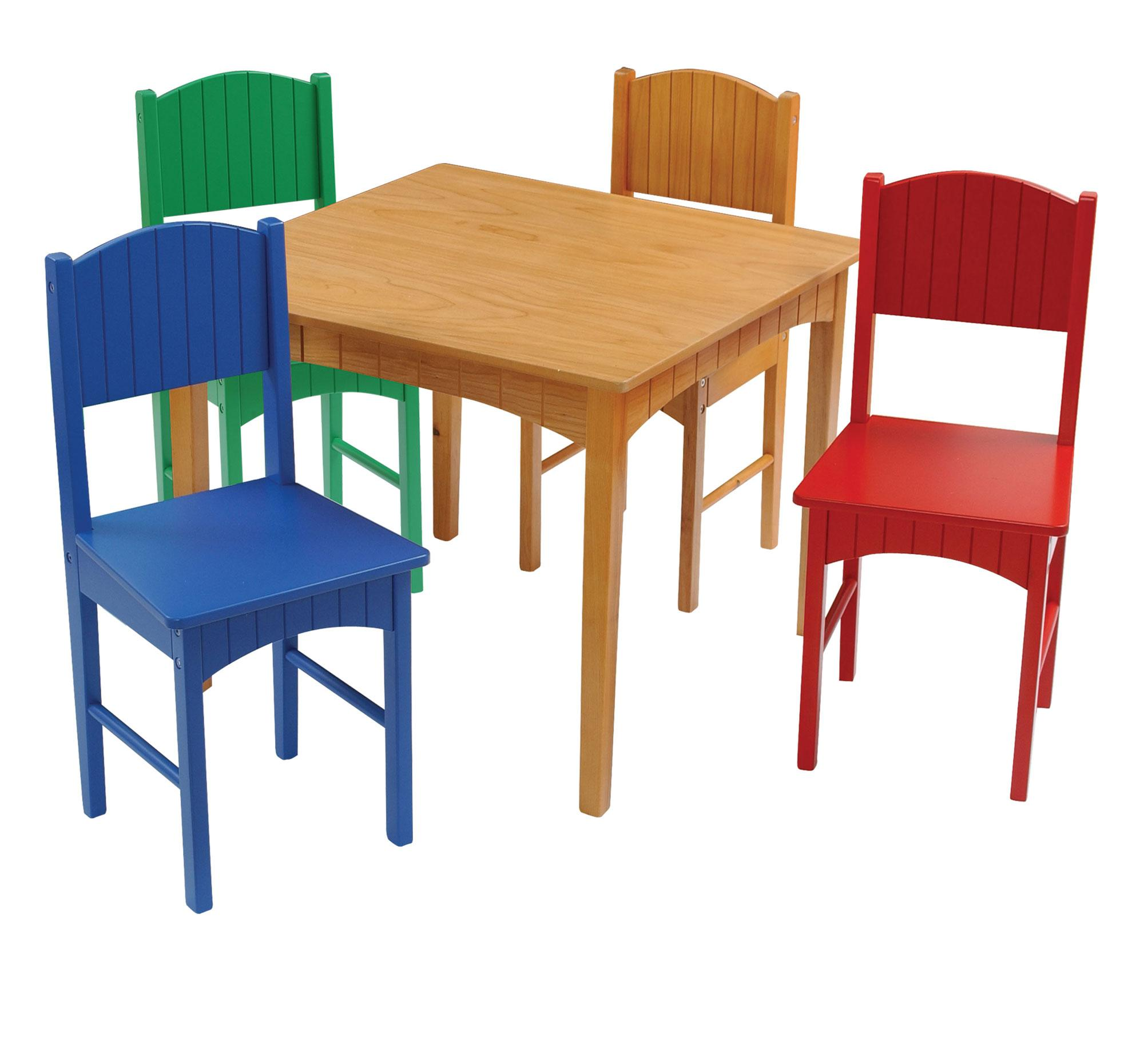 c0539929b1e Natural Wood Kindergarten Table 2 - athath Office Furniture